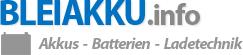 bleiakku.info Akkus-Batterien-Ladetechnik